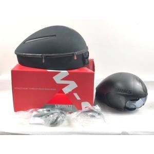 未使用品 エスワークス S-WORKS  TT ヘルメット ブラック MD/LG(54-60cm) ...