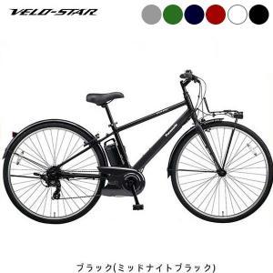 【ポイント3倍! 4/22-25】ベロスター  パナソニック 電動自転車 BE-ELVS77 E-bike イーバイク 2018年モデル WEB限定価格|cyclespot-dendou