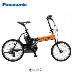 パナソニック オフタイム 電動自転車 BE-ELW072A  2018年モデル|cyclespot-dendou