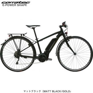 corratec コラテック E-POWER SHAPE 電動自転車 E-bike イーバイク 店頭受取限定|cyclespot-dendou