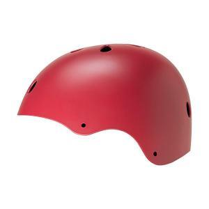 パナソニック 幼児用自転車ヘルメット MRE NAY002 マットレッド|cyclespot-dendou