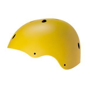 パナソニック 幼児用自転車ヘルメット MYE NAY005 マットイエロー|cyclespot-dendou