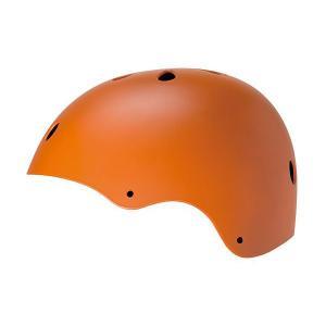 パナソニック 幼児用自転車ヘルメット MOR NAY006 マットオレンジ|cyclespot-dendou