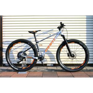 GIANT FATHOM 1 アルミ マウンテンバイク 27.5インチ サイズ S/390 中古品【...