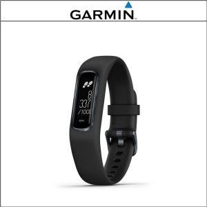 GARMIN (ガーミン)  Vivosmart 4 BlackSlate