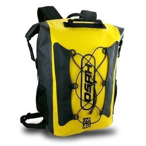 防水(IPX6)パック DRY PAK バックパック 40L 3カラー ドライバッグ 送料無料 OSAH/OS-B14406-40|cyclingnet
