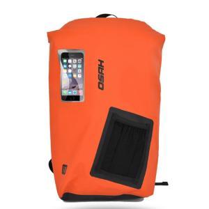 防水バッグ ウォータープルーフ バックパック  18L 4カラー ドライバッグ 送料無料 OSAH OS-B15607|cyclingnet