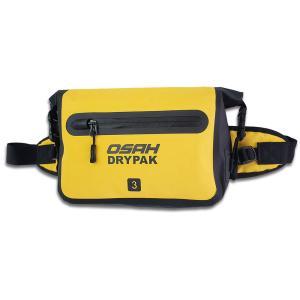 完全防水 ウエストポーチ ヒップバッグ ボディーバッグ 防水等級IPX6 送料無料 OSAH Y2084-3|cyclingnet