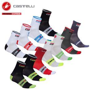 ■商品説明 これはただのソックスではありません。 ソックスを新調して、Castelli のサイクリン...