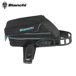 【即納】BIANCHI Borsa BICI ビアンキ トップチューブ フレームバッグ S/サイクル...