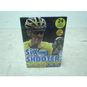 DVD・書籍  ワールドサイクリングプロダクション DVD SIX SHOOTER(LANCE ARMSTRONG) - 中古