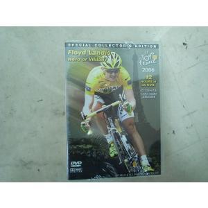 DVD・書籍  ワールドサイクリングプロダクション DVD ツール・ド・フランス 2006 6枚セット - 中古