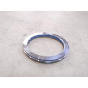 ヘッドパーツ コラムスペーサー プロマックス アルミコラムスペーサー AW-28 3mm OS(28.6mm) ブルー - 中古