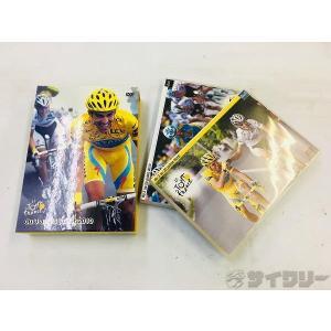 DVD・書籍  JSPORTS DVDセット ツールドフランス 2010 - 中古