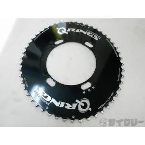 クランク チェーンリング ローター 楕円チェーンリング Q RINGS 50T PCD:110mm ...