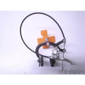 ブレーキレバー&ブレーキ  ダイアコンペ ピスト用ブレーキユニット シルバー/ブラック - 中古