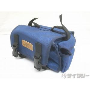 バッグ類(車体用) サドルバッグ オーストリッチ サドルバッグ SP-731 ブルー ※汚れ有 - 中古|cycly