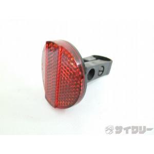 ライト リフレクター キャットアイ リアリフレクター  チェーンステー用 - 中古|cycly