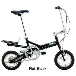 【処分セール】Number Bicycle(ナンバー バイシクル) SUBWAY BIKE 12インチ アルミフレーム フラットブラック|cycrex
