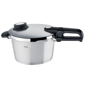 低圧から高圧、そして超高圧まで、圧力の細かい設定が可能。 蒸し料理に、圧のかからないスチーム機能もつ...