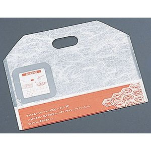 天ぷら、コロッケ、から揚げ等の惣菜の包装に適しています。 中身を取り出す時に、袋の側部からミシン目に...