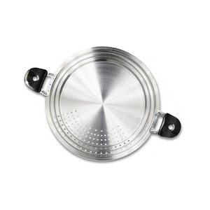 EPPICOTISPAI FURBO フラット鍋蓋(湯切り有)|d-aletta-ys