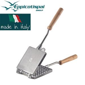 EPPICOTISPAI ワッフルメーカー(四角・厚)/ イタリア製 正規販売代理店|d-aletta-ys
