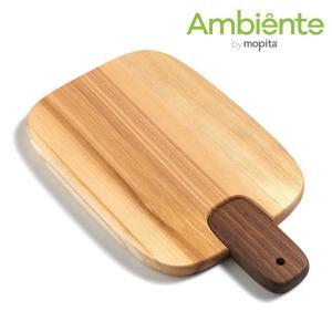 AMBIENTE by mopita カッティングボード900(ノヴェチェント) レクタングル / イタリア製 アッシュウッド 正規輸入販売品 d-aletta-ys