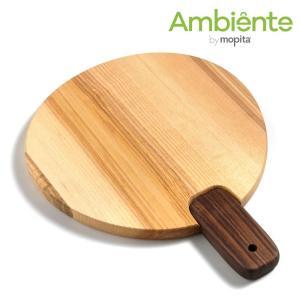 AMBIENTE by mopita カッティングボード900(ノヴェチェント) ラウンド / イタリア製 アッシュウッド 正規輸入販売品 d-aletta-ys