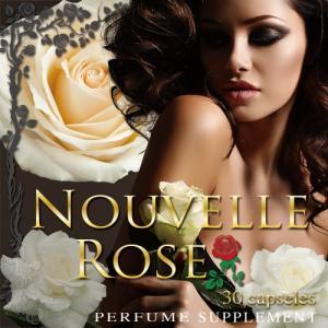 5個セット ヌーベルローズ NOUVELLE ROSE (フェロモンサプリ)|d-bijin