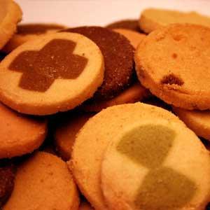 冬の豆乳おからクッキー(ダイエットクッキー)|d-bijin
