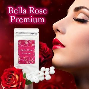 メール便送料無料 ベラローズプレミアム Bella Rose Premium (フェロモンサプリ)|d-bijin