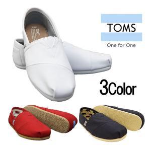■ブランド TOMS  ■アイテム名 キャンバスクラシックスリッポン  ■スタイル 001001a0...