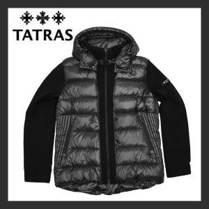【TATRAS】タトラス SABBIA ダウンジャケット フ...