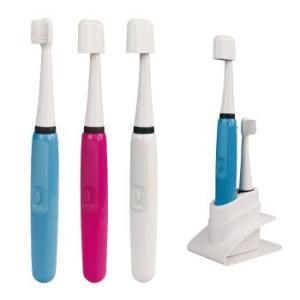 音波振動歯ブラシ『ソニックブライト』(ホワイト)|d-fit