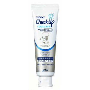 Check-Up rootcare(チェックアップ ルートケア) 1本(90g)(メール便5点まで) ポイント消化|d-fit