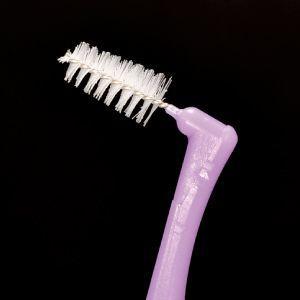 プロスペック 歯間ブラシ アングルアクア L 4本入り(メール便12点まで) ポイント消化|d-fit