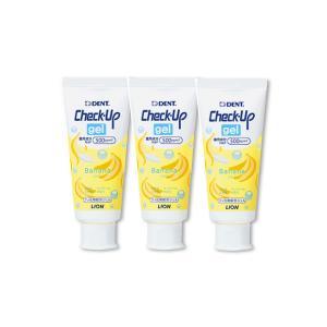 ライオン CheckUPジェル バナナ 3本(メール便2点まで)|d-fit