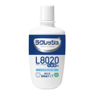 ラクレッシュ L8020乳酸菌入 マウスウォッシュ 1本(300ml) ポイント消化|d-fit