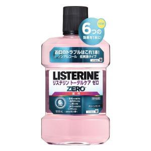 薬用リステリン トータルケア ゼロ 1L