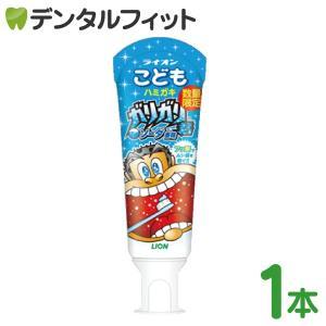 お子様に人気のガリガリ君とのコラボ歯磨剤です。 人気氷菓「ガリガリ君」と同じ香料を使用し、香味を忠実...