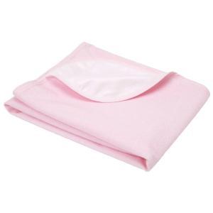 防水シーツ 綿パイル ライトピンク|d-fit