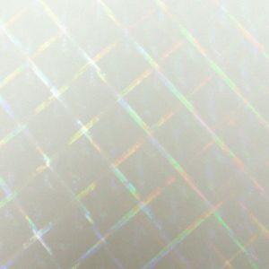 透明 ホログラムシート ハイパープレード (無色透明) d-form-holo