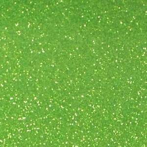 グリッターペーパー/厚紙タイプ(リーフグリーン/黄緑)|d-form-holo