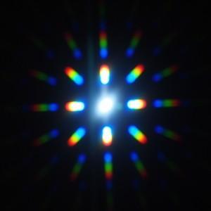分光シート(シールタイプ) ホログラムシート 万華鏡|d-form-holo|02
