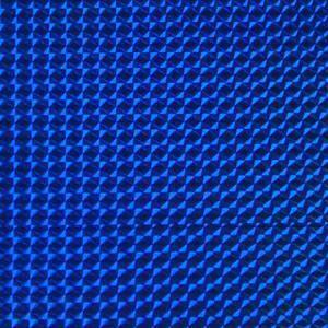 ホログラムシート 1/4プリズム(ダークブルー)【ホログラムシール】|d-form-holo
