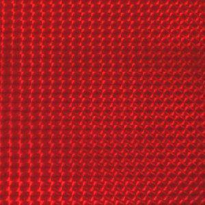 ホログラムシート 1/4プリズム(レッド)【ホログラムシール】|d-form-holo
