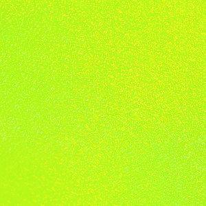 ホログラムシート スパークル(蛍光イエロー)【ホログラムシール】|d-form-holo