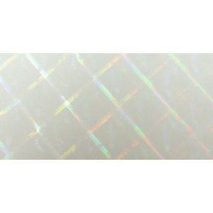 透明 ホログラムシート  ハイパープレード(シールタイプ)|d-form-mail