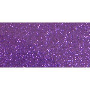 グリッターシート 15cm×30cm シールタイプ(パープル 紫 青紫)|d-form-mail